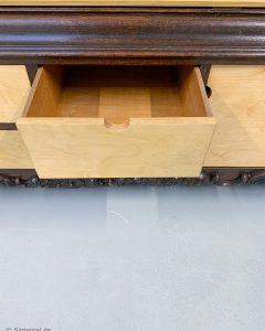 Moderne Vintage Kommode-2