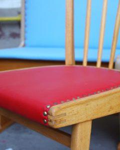 Neugestaltung von Küchensitzmöbeln